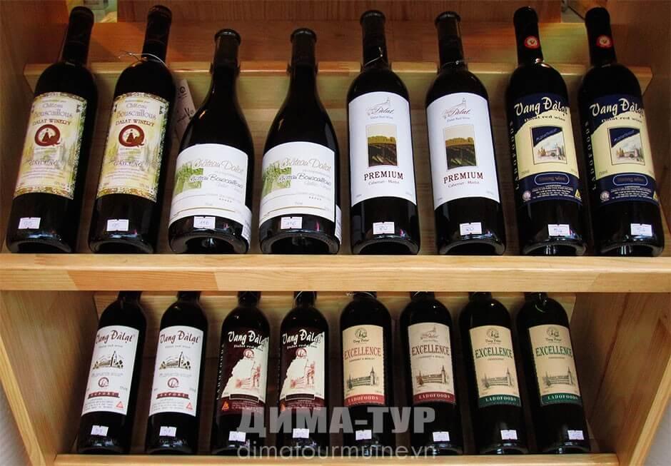 Алкоголь во Вьетнаме: далатское вино