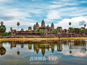 Экскурсии Нячанг 2015 : Ангкор Ват