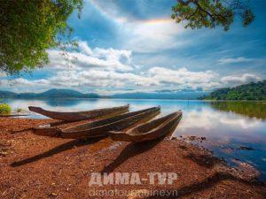 Даклак, озеро Лак