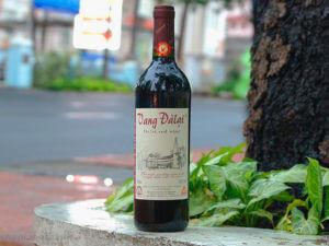 Вино Далат Красное Белое