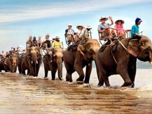 Экскурсии по Вьетнаму, Экскурсии из Муйне и Нячанга