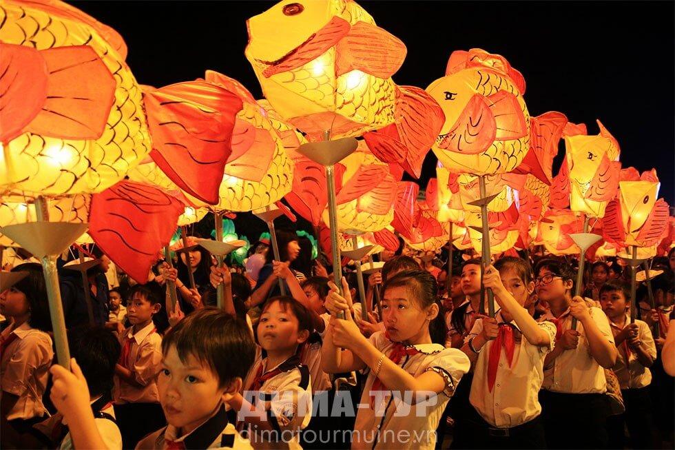Фестивали и праздники во Вьетнаме: Праздник середины осени