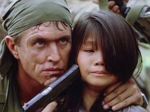 """фильмы про Вьетнам : """"Взвод"""""""