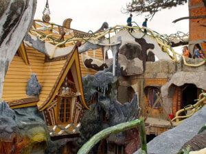 "Гостиница ""Crazy House"", или ""Сумасшедший дом"" в Далате"
