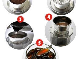 Как заваривать кофе из Вьетнама