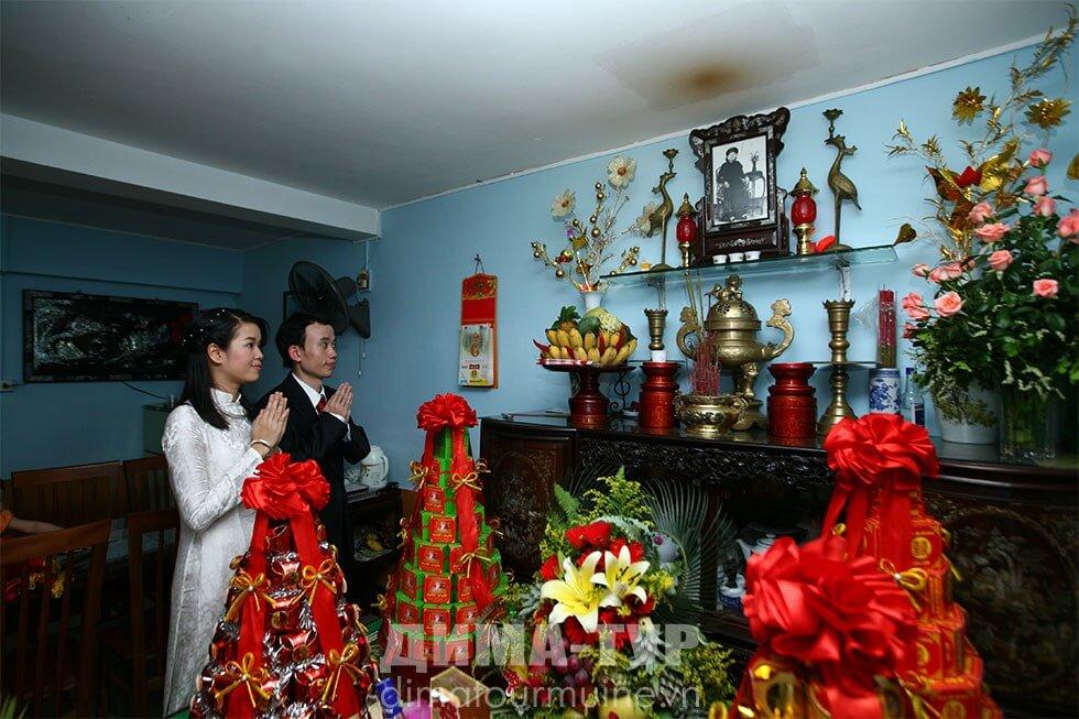 Культ предков во Вьетнаме