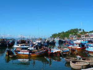 Порт в Нячанге