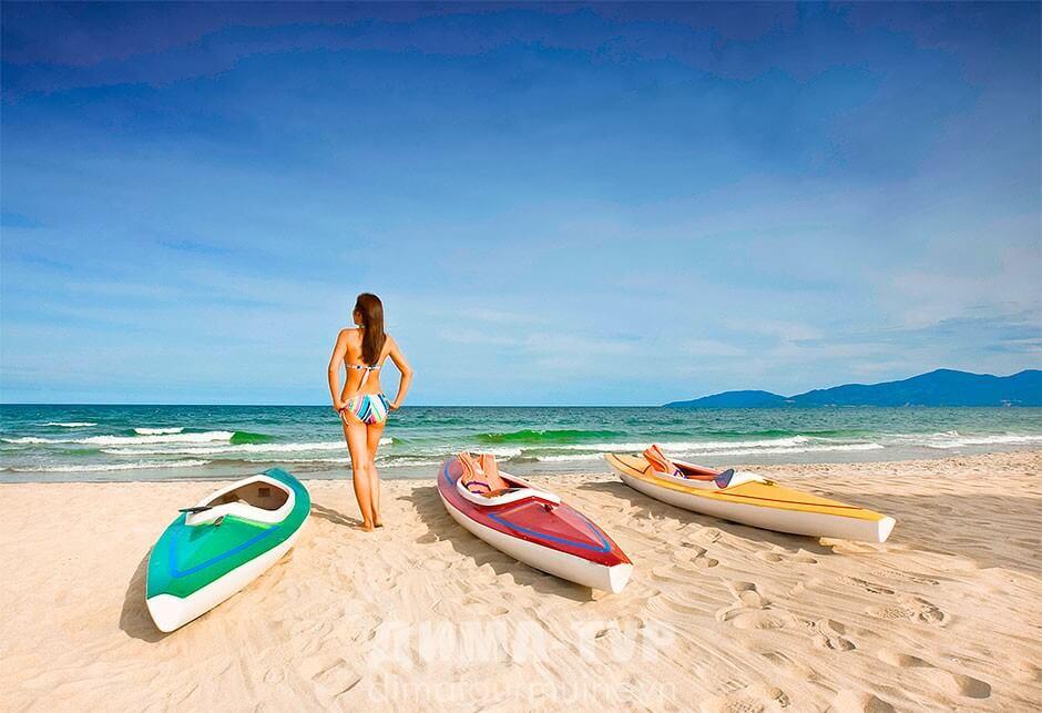 Пляжный отдых за границей