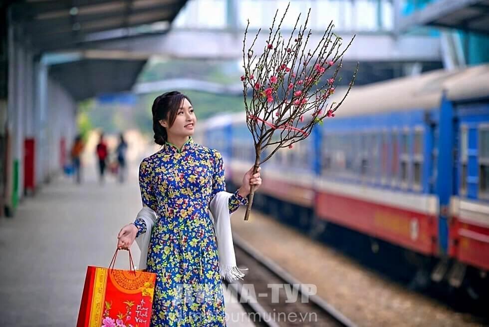 Подарки - отдарки на вьетнамский Новый год Тэт
