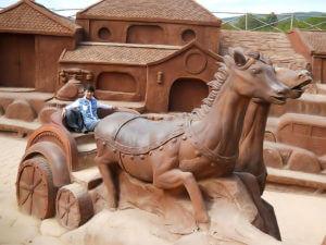 Ремесла Вьетнама : глина