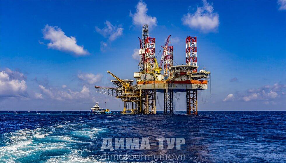 Российско-вьетнамское нефтедобывающее предприятие Вьетсовпетро