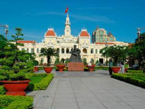 Сайгон. Вьетнам
