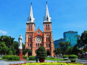Сайгон (Хошимин). Вьетнам