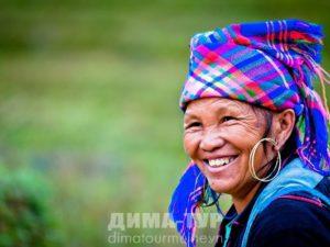 Сапа, Вьетнам, народность хмонги