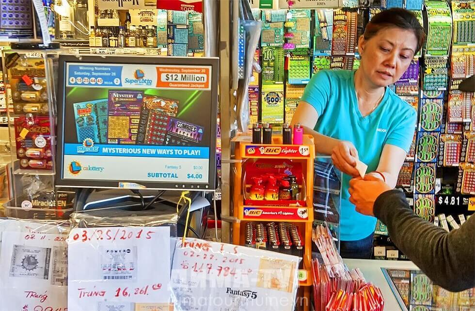 Вьетнамские лотереи