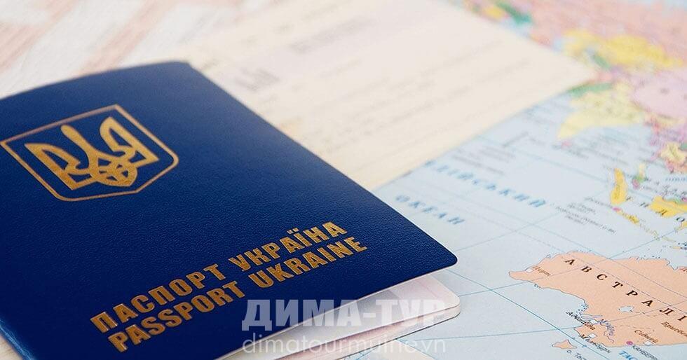 Виза во Вьетнам для украинцев