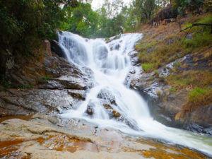 Водопад Дантала Далат