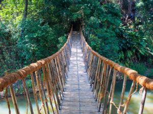 Парк водопада Пренн