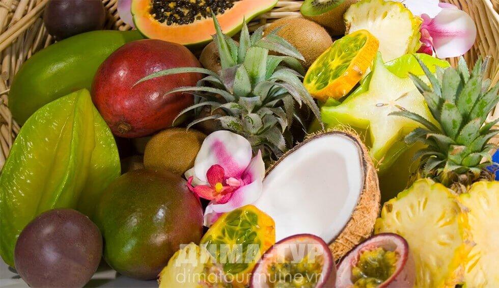 Здоровье в еде: фрукты Вьетнама
