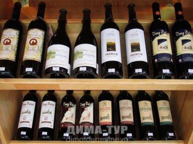 Алкоголь во Вьетнаме. Вино
