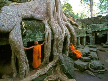 Экскурсия в храмы Ангкор Ват и город Сием Рип. Камбоджа