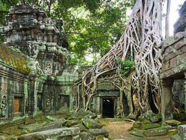 Ангкор Ват и Сием Рип. Камбоджа