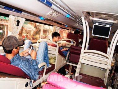 Автобусы во Вьетнаме