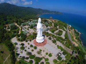 Буддийские храмы во Вьетнаме. Пагода Линь Унг в Дананге (Chùa Linh Ứng)