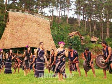Даклак, народность мнонги