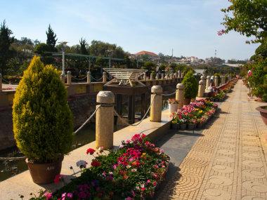 Далатский парк цветов