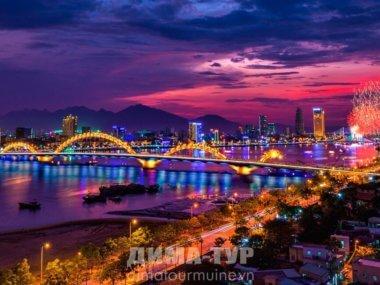 Экскурсия в город Дананг