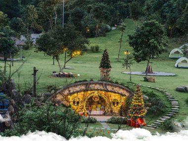 Деревня хоббитов во Вьетнаме - Bach Ma Village