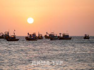Доступный отды, Вьетнам, Муйне