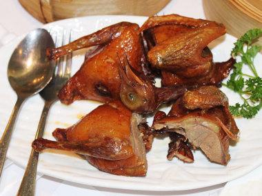 Еда во Вьетнаме. Голуби