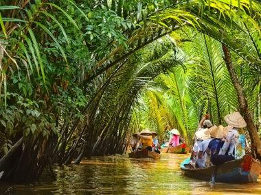 Экскурсия из Муйне в дельту реки Меконг