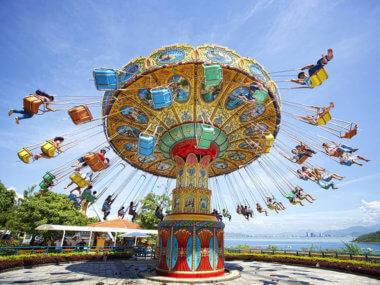 Экскурсия из Муйне в парк развлечений Винперл Нячанг