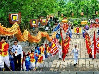 Фестивали и праздники во Вьетнаме