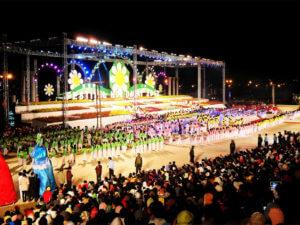 Фестивали и праздники во Вьетнаме: Фестиваль цветов в Далате