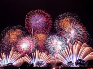Фестивали и праздники во Вьетнаме: Фестиваль фейерверков в Дананге