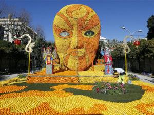 Фестивали и праздники во Вьетнаме: Фруктовый фестиваль в Сайгоне