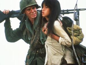 """фильмы про Вьетнам : """"Военные потери"""""""