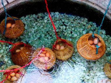 Горячие источники Бинь Чау. Вьетнам