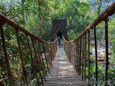 Экскурсия из Муйне в Далат. Парк у водопада Пренн