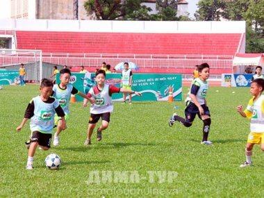 Городской спорт во Вьетнаме