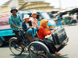 Городской транспорт во Вьетнаме