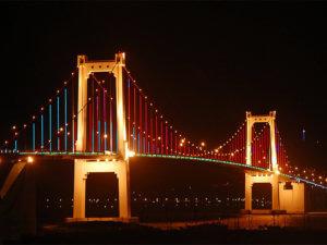 Han River Bridge в Дананге