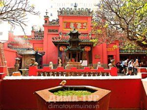 Храмы Хошимина (Сайгона) : Chua Ngoc Hoang