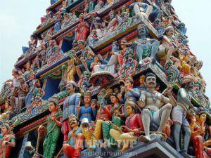 Храмы Хошимина (Сайгона) : Mariamman Temple
