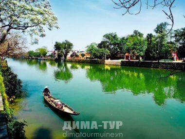 Экскурсия в город Хюэ (Хуэ)