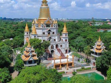 Интересные места вблизи Сайгона: Buu Long park
